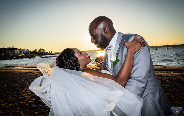 KADINE & SHAARON WEDDING