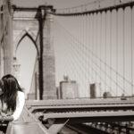 NY Engagement Photo